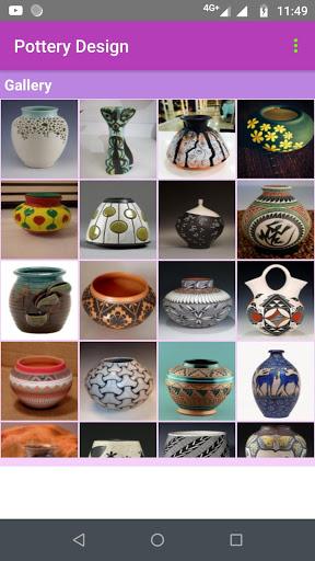 Pottery Design Gallery screenshot 5