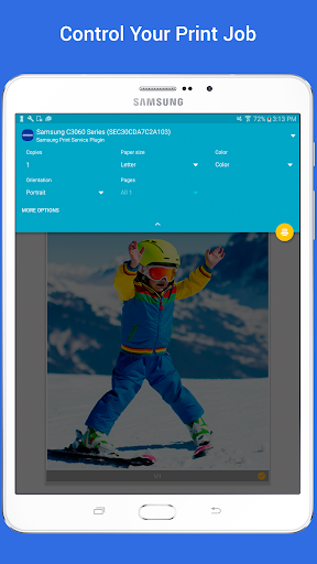 Samsung Print Service Plugin screenshot 6