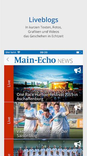 Main-Echo NEWS screenshot 4