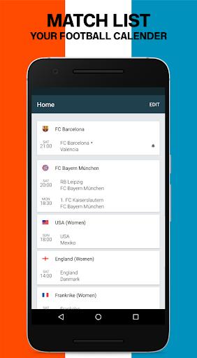 Forza Football - Live soccer scores screenshot 2