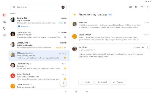 Gmail screenshot 5