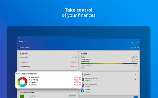Mobills Budget Planner and Track your Finances screenshot 9