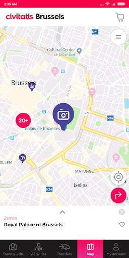 Brussels Guide by Civitatis screenshot 5