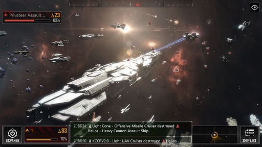 Infinite Lagrange screenshot 8