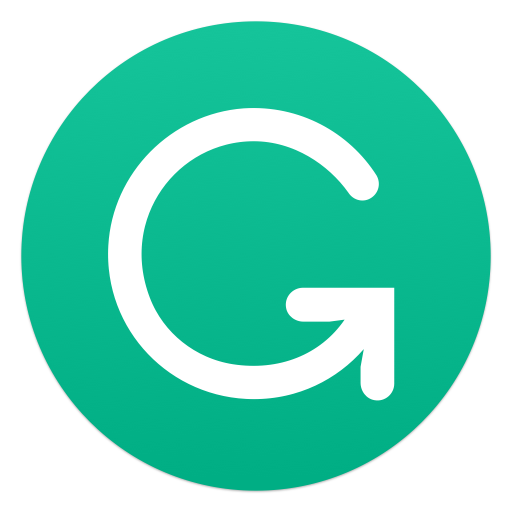 Grammarly Keyboard - Writing & Spelling Assistant أيقونة