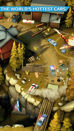 Smash Bandits Racing screenshot 18