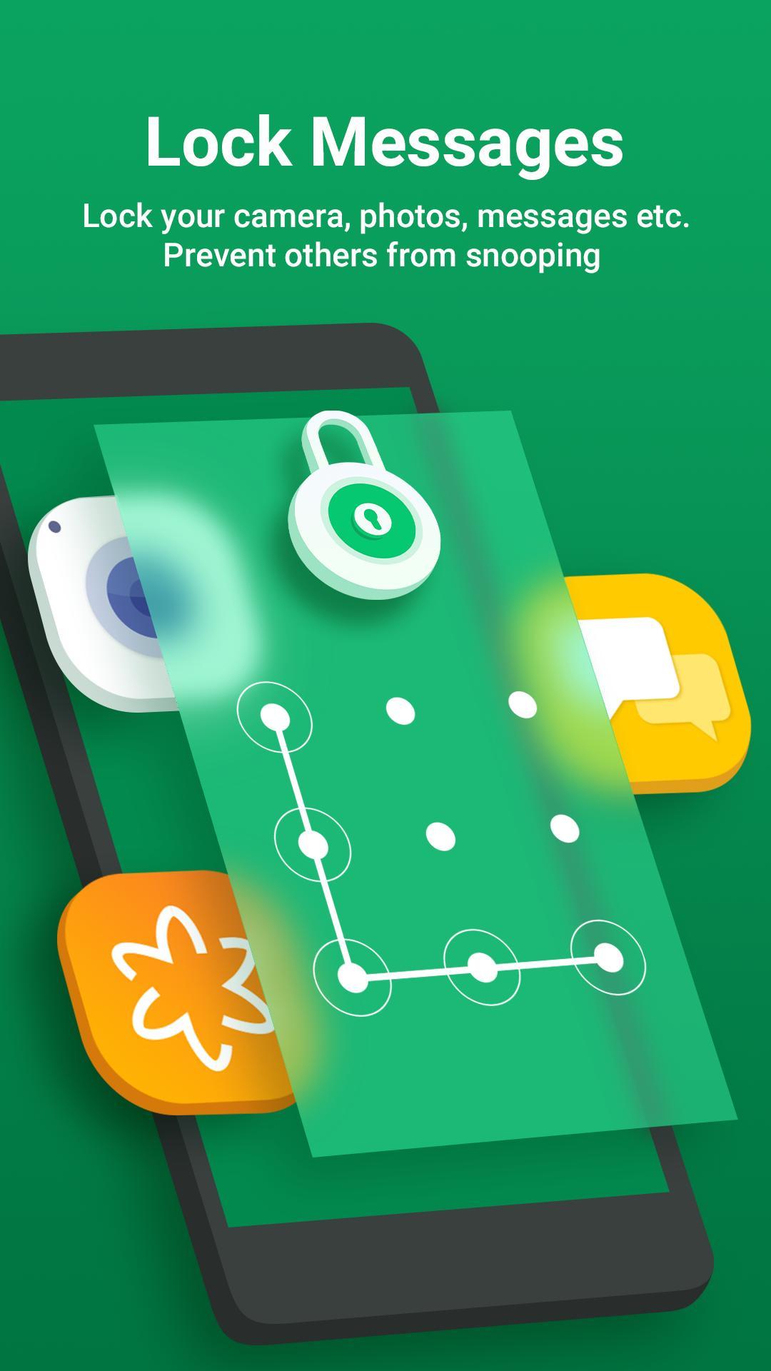 AppLock - Lock Apps, PIN & Pattern Lock screenshot 3