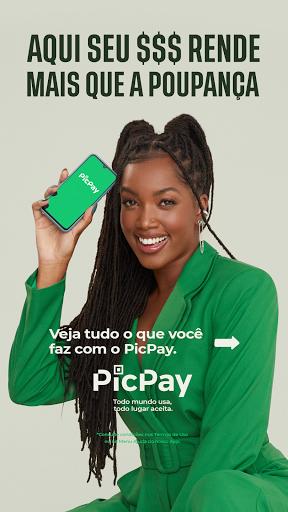 PicPay: Pagamentos, Transferências, Pix e Cashback screenshot 1
