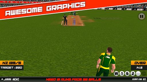 Cricket Superstar League 3D screenshot 3