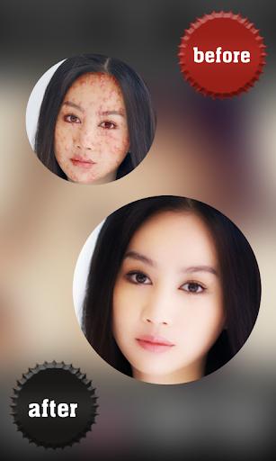 Beauty Smooth camera - Selfie & Photo Collage screenshot 4