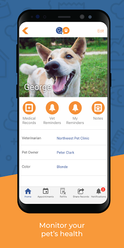VitusVet: Pet Health Care App screenshot 2