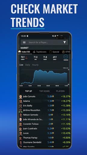 FUTBIN - FUT 21 Database & Draft screenshot 5