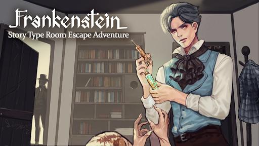 Frankenstein – RoomESC Adventure Game 2 تصوير الشاشة