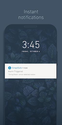 SimpliSafe Home Security App screenshot 4