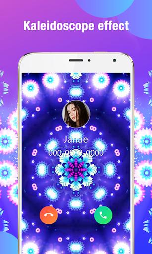 Call Flash - Color Phone Caller Screen, LED Flash 3 تصوير الشاشة