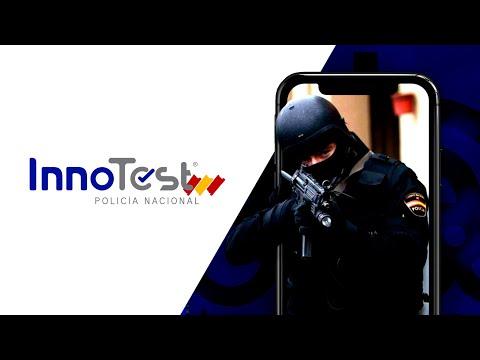 InnoTest Policía Nacional 2020 - Test Oposiciones 1 تصوير الشاشة