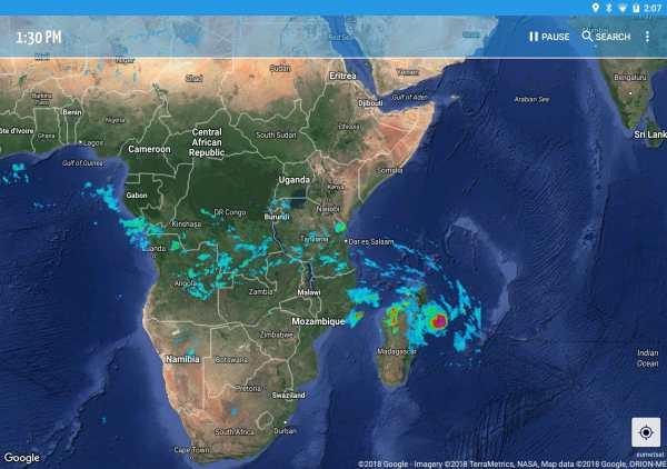 Rainy Days Rain Radar screenshot 5