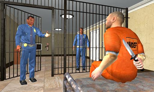 Stealth Survival Prison Break : The Escape Plan 3D screenshot 2