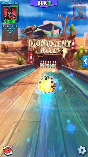 Bowling Crew — 3D bowling game screenshot 1