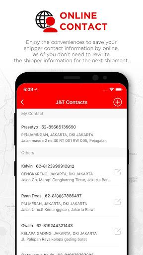 J&T Express screenshot 4