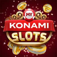 my KONAMI Slots - Casino Games & Fun Slot Machines on APKTom