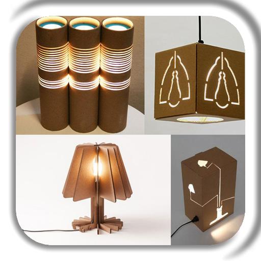 Handycrafts From Cardboard icon