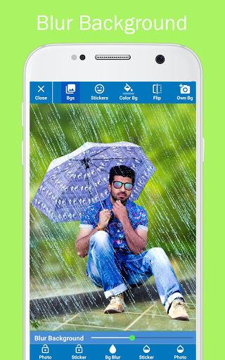 Rain Photo Editor and Frames 4 تصوير الشاشة