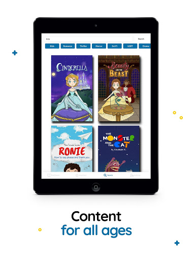 Pathbooks - Interactive Audiobooks and Stories скриншот 9