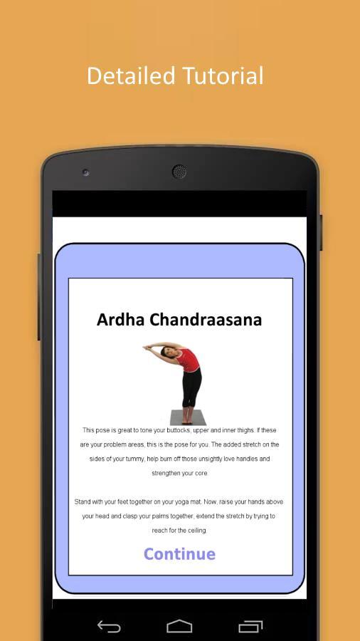Yoga for Weight Loss screenshot 3
