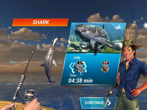 ألعاب صيد السمك البحر الرياضة الصيد محاكي 11 تصوير الشاشة