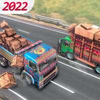 Indien Réal un camion Conduire on 9Apps