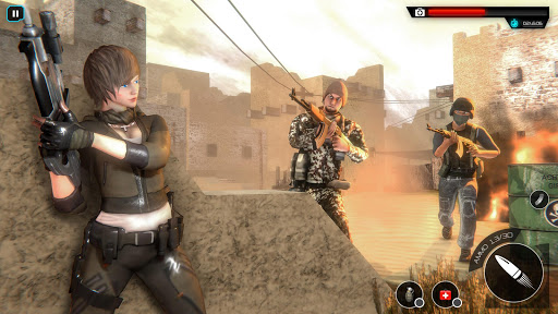 Cover Strike Fire Shooter: Action Shooting Game 3D screenshot 2