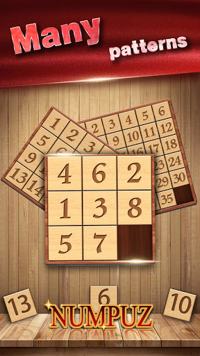 Numpuz: Classic Number Games, Free Riddle Puzzle screenshot 12