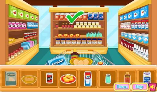 Memasak Kue Mangkok Es Krim screenshot 2