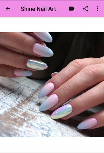 Nail Art 3 تصوير الشاشة