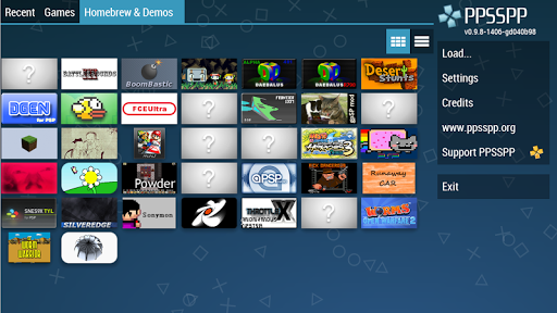 PPSSPP - PSP emulator screenshot 2