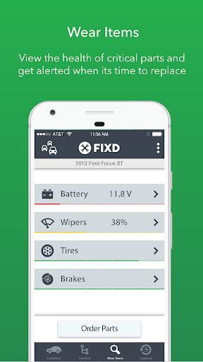 FIXD - Vehicle Health Monitor screenshot 4