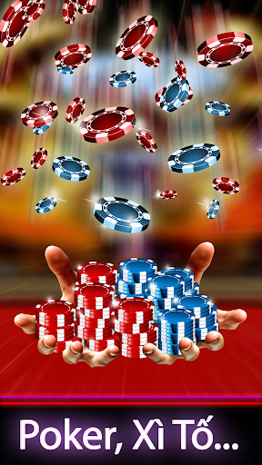 Offline Poker: Tien Len Mien Nam Phom Ta La Casino 3 تصوير الشاشة