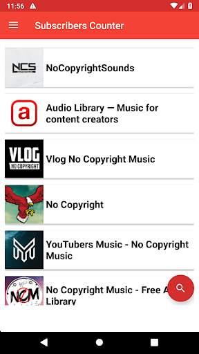 Subscribers Counter screenshot 2