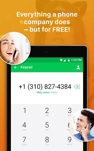 Nextplus Free SMS Text   Calls скриншот 17