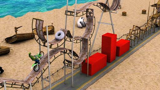 Stunt Bike Racing Game Trial Tricks Master screenshot 2