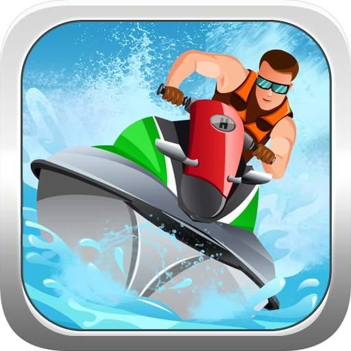 Crazy Boat Racing