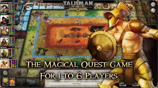 Talisman screenshot 1