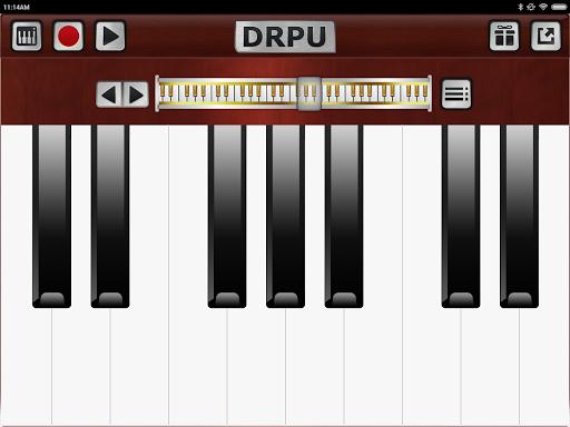 Piano Keyboard Classic Music 24 تصوير الشاشة