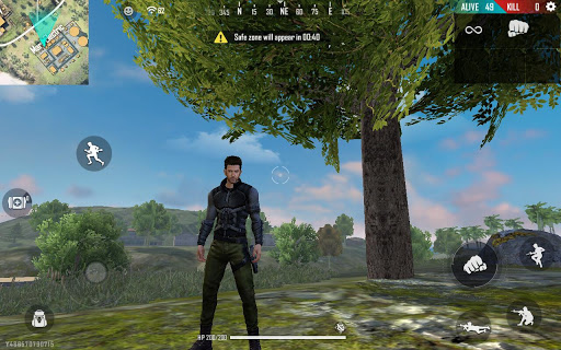 Garena Free Fire - The Cobra screenshot 7
