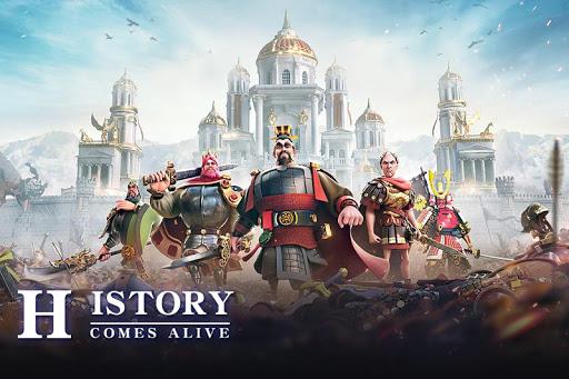 Rise of Kingdoms: Lost Crusade 2 تصوير الشاشة