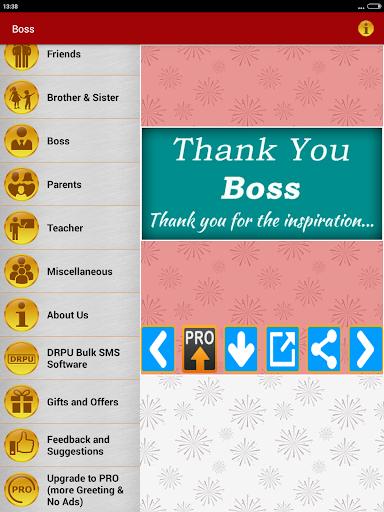 Thank You Greeting Card Images screenshot 24