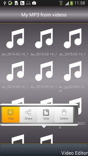 Video Editor screenshot 7