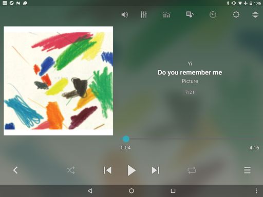jetAudio HD Music Player 19 تصوير الشاشة
