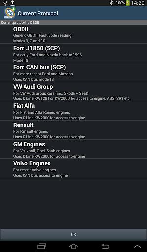 OBDKey Fault Code Reader screenshot 10